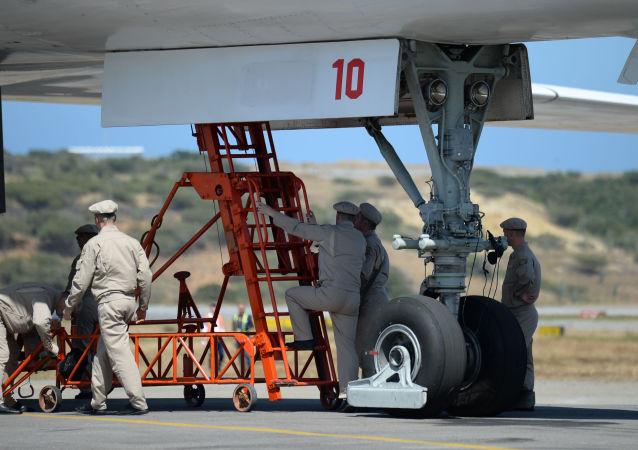俄国防部:美国和北约没有可以与图-160相比的类似武器