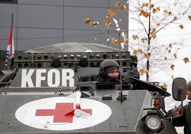 塞尔维亚激进党主席:俄中应该加入驻科索沃国际安全部队