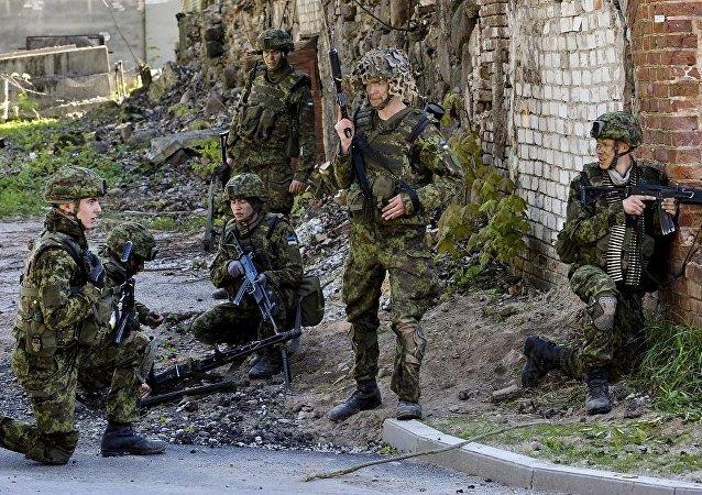 爱沙尼亚军队