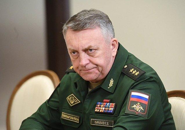 谢尔盖•卡拉卡耶夫
