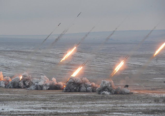 俄军将装备改进型自行喷火系统