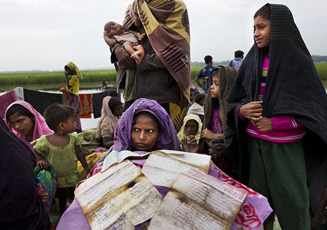 中国和孟加拉国将帮助罗兴亚人返回缅甸