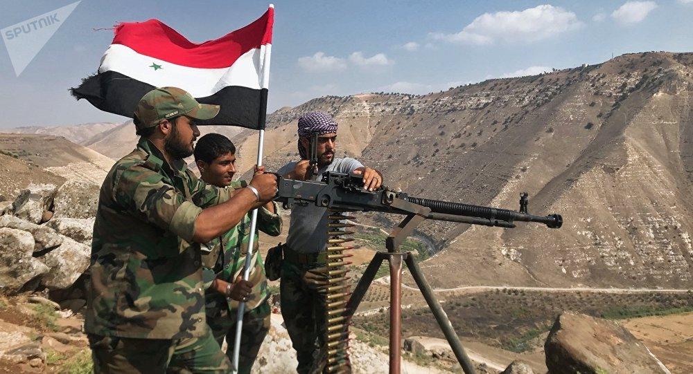 Сирийская армия освободила от террористов  провинцию Дераа