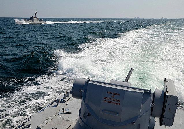 """日本证实将参加在乌克兰境内举行的""""海风-2021""""军演"""