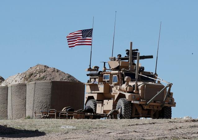 美国从叙撤军后 阿特坦夫基地不会转交约旦