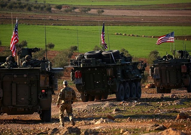 俄对外情报局将密切监视美国从叙利亚撤军情况