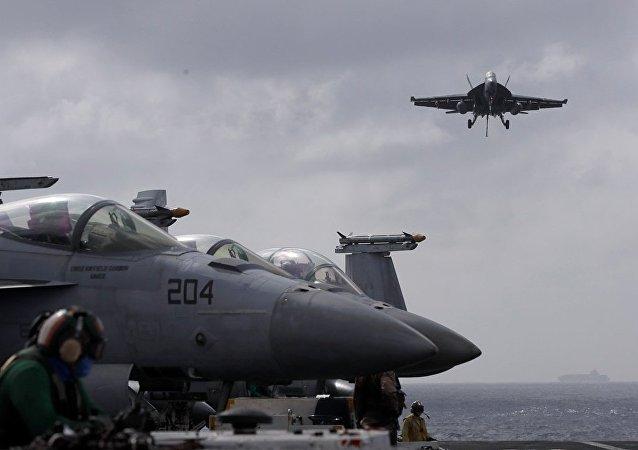 外媒:2019年美中两国在南中国海的对峙将激化