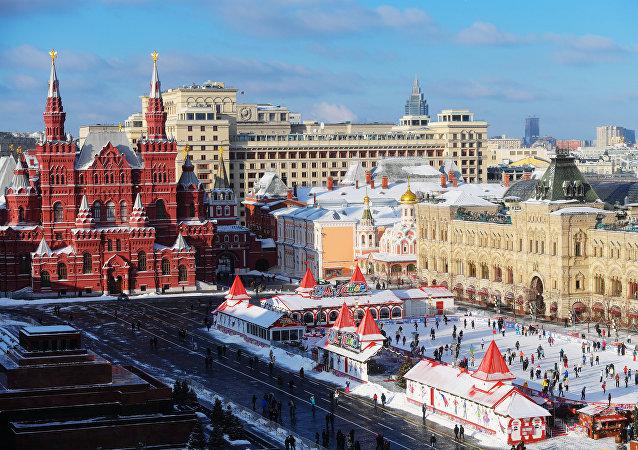 莫斯科出版中文饭店指南