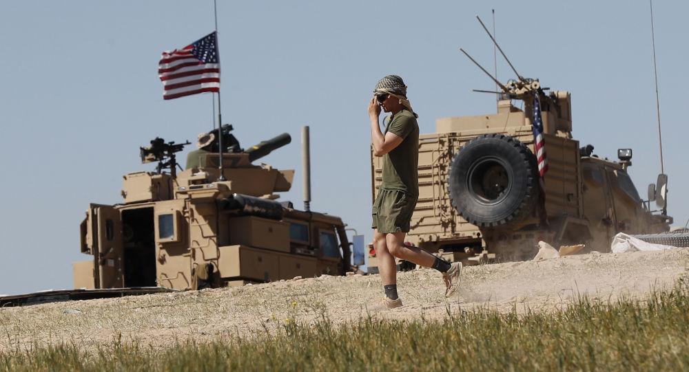 美国领导的国际联军开始从叙利亚撤军