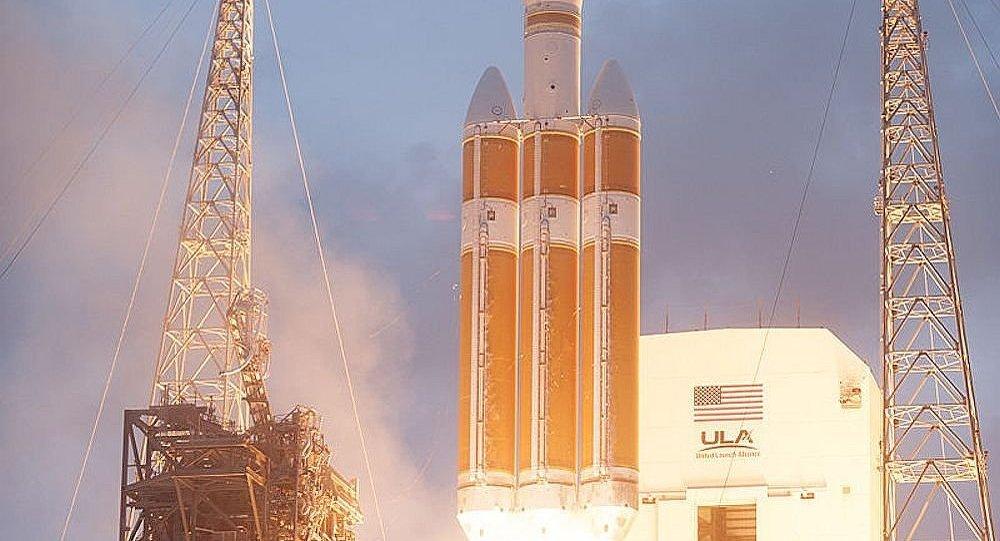 Delta IV-Heavy