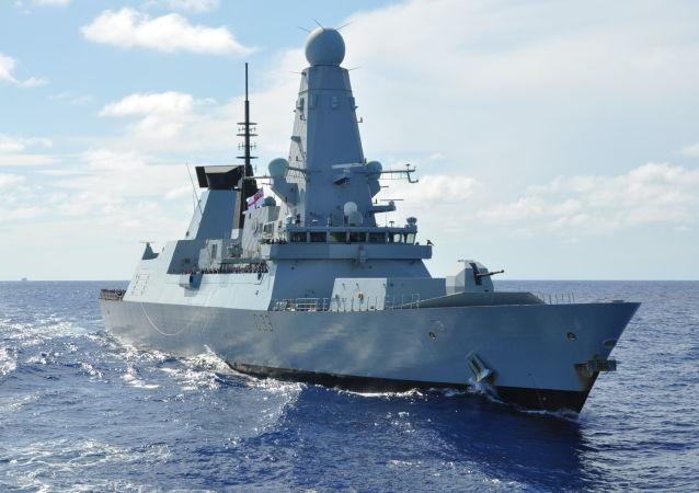 媒体:英军舰将在5月进入黑海以示对乌支持