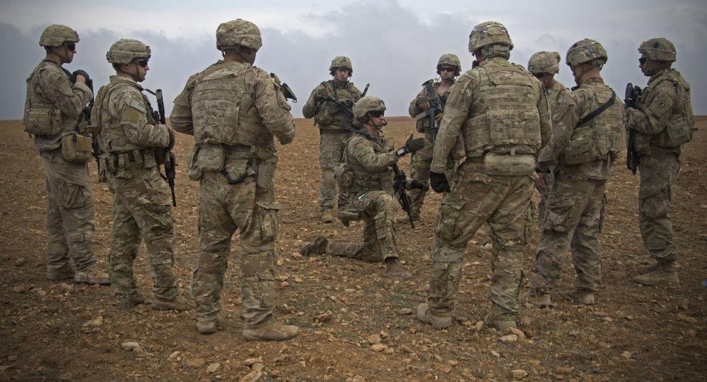 电视台:尽管美国宣布撤军 美军或将留在叙利亚南部