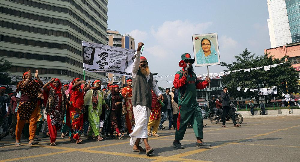 媒体:孟加拉国民议会选举当日至少12人死于暴力冲突