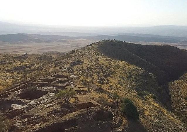 乌兹别克斯坦发现类似长城