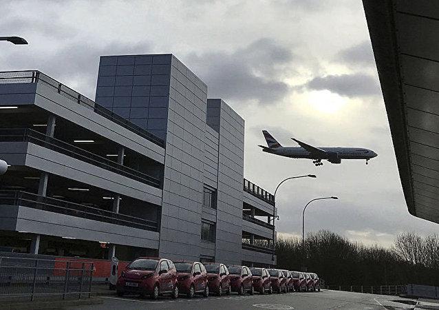 盖特威克机场