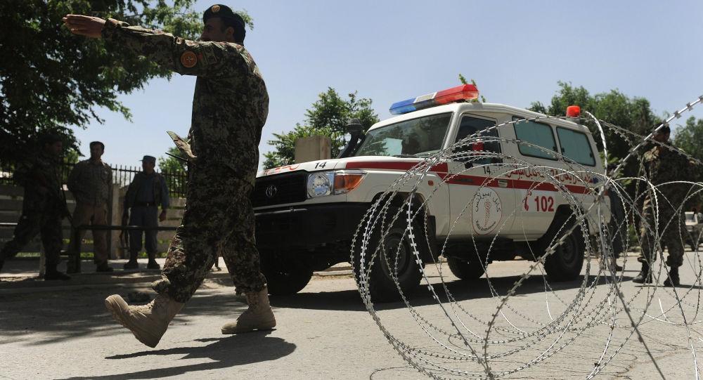 媒体:喀布尔爆炸造成至少18人死亡100多人受伤