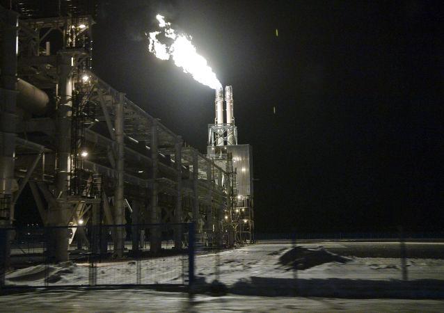 中国公司将参与研发大型液化气运输船