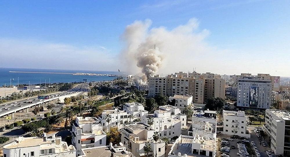 利比亚武装冲突已造成607死3261伤