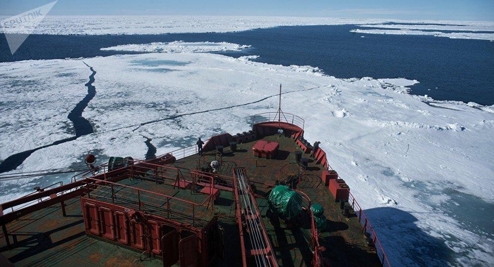 俄诺瓦泰克与现代商业船队公司成立现代北极海上运输合资企业