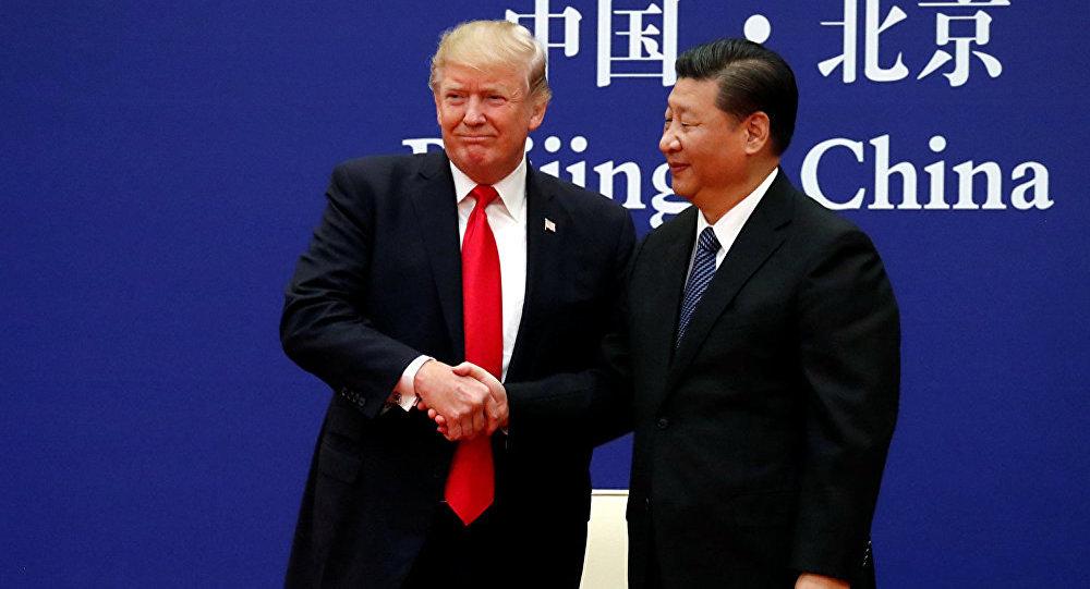 据媒体报道,中方谈判代表建议特朗普与习近平于2月份在中国见面