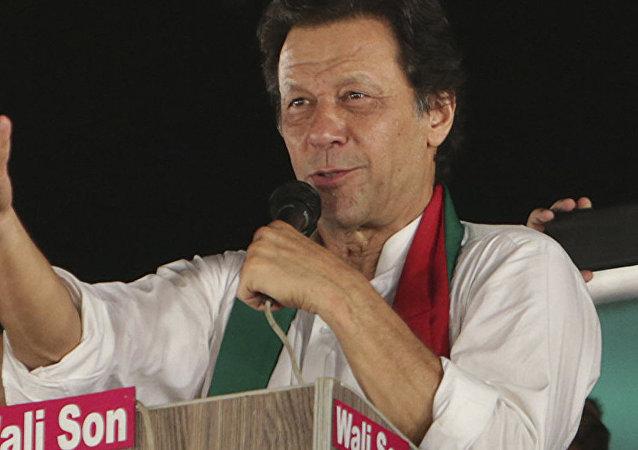 巴基斯坦总理期待在上合峰会期间与普京会晤
