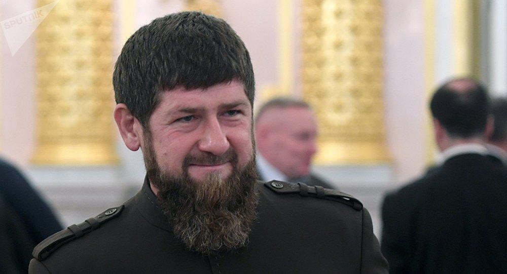 卡德罗夫呼吁让普京当俄罗斯终身总统