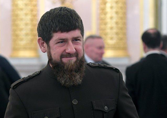 拉姆赞·卡德罗夫