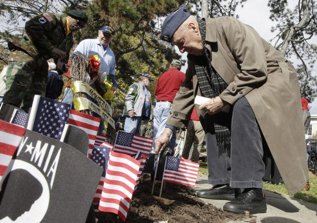 美国最年长二战老兵去世享年112岁