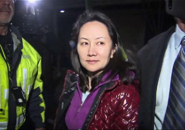 Главный исполнительный директор Huawei Technologies Мэн Ваньчжоу