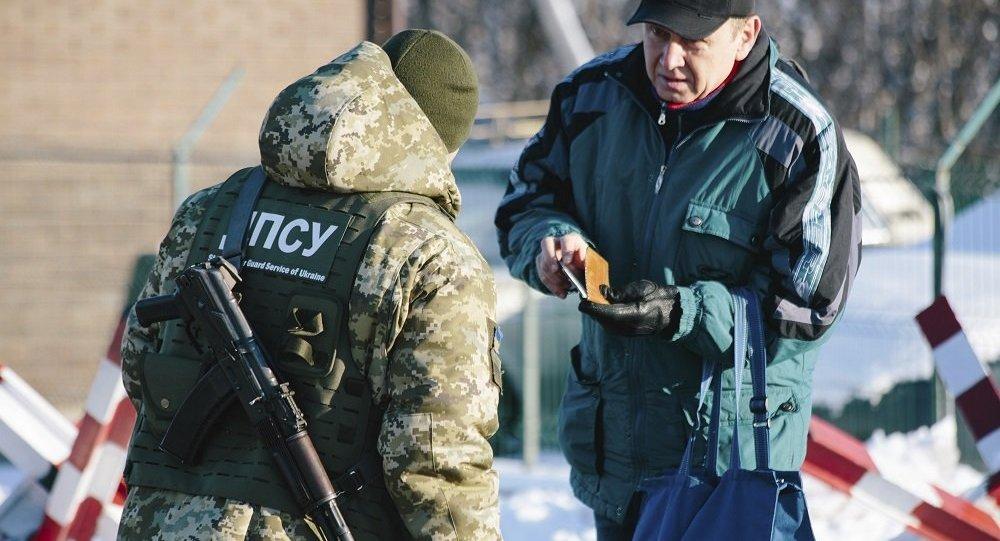 乌克兰解除禁止俄罗斯男性进入该国的禁令