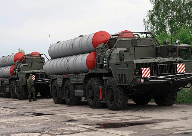 S-400导弹系统