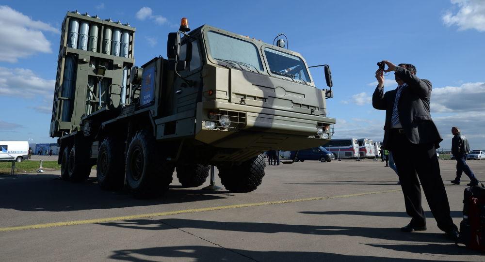 """俄国防部:2019年俄军将装备""""勇士""""防空系统和约10套""""铠甲-S""""及S-400防空系统"""