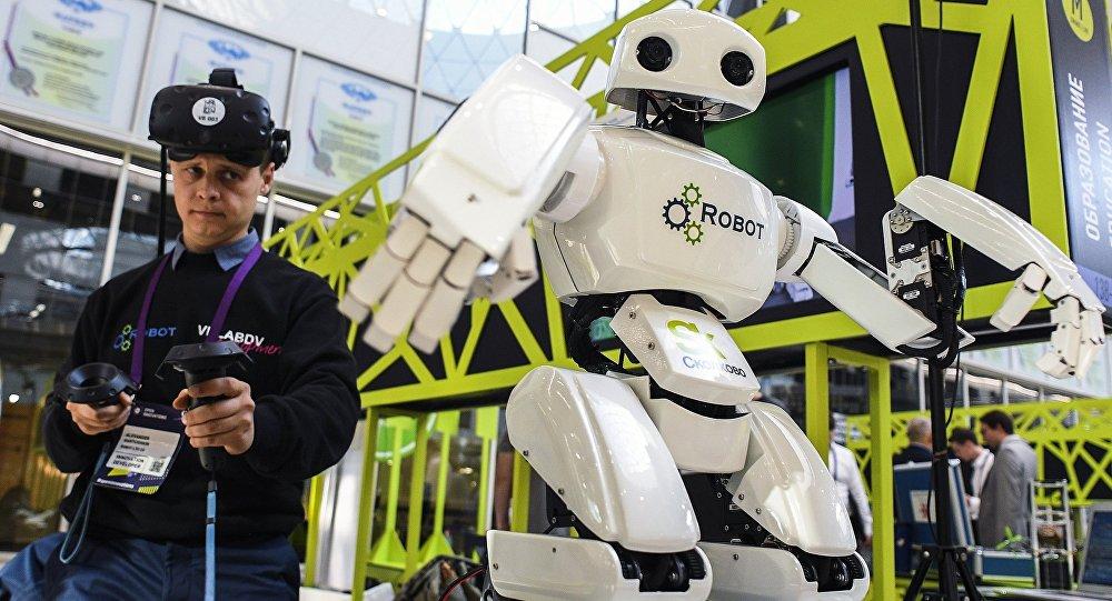 俄罗斯到2035年将出现机器人培训院校