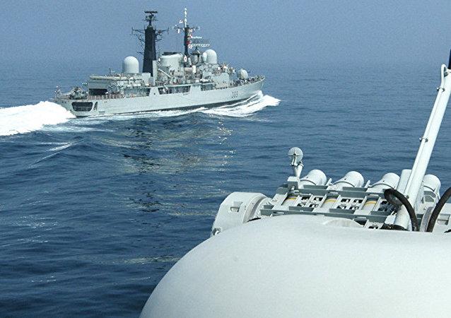 英国在东南亚设军事基地或给英中关系带来阴影