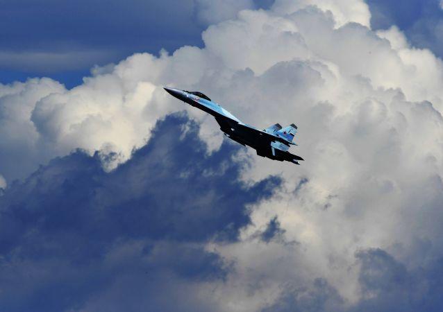 苏-25歼击机