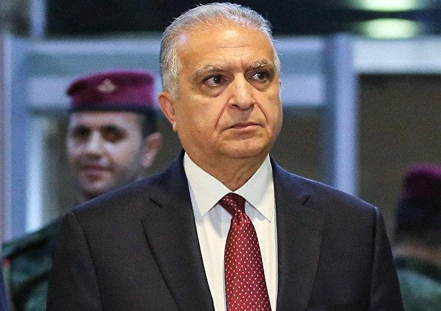 伊拉克外长穆罕默德·阿里·哈基姆