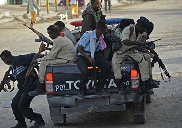 媒体:美国计划减少在索马里的驻军