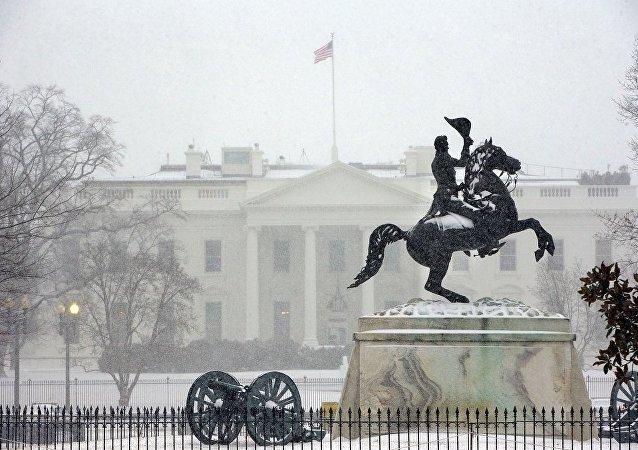 白宫:美将更多依靠核威慑而非反导系统对抗俄中
