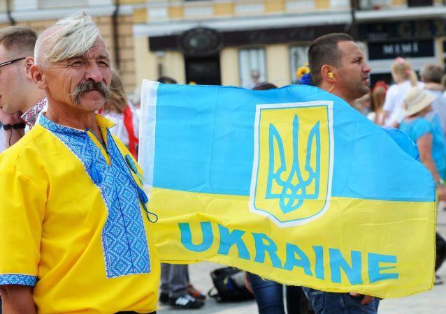 """乌克兰有人提议用小写字母书写""""俄罗斯""""一词"""