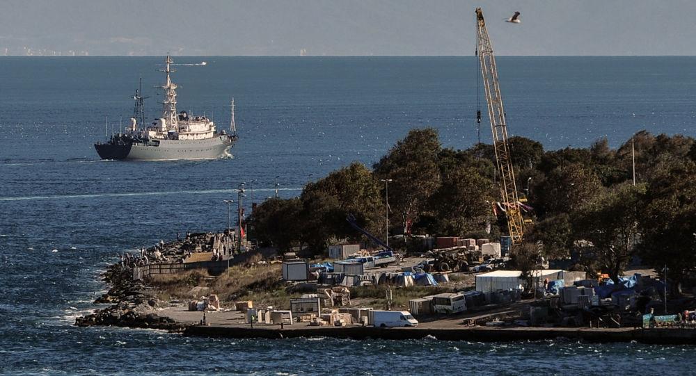 土耳其通报俄籍船长在达达尼尔地区死亡