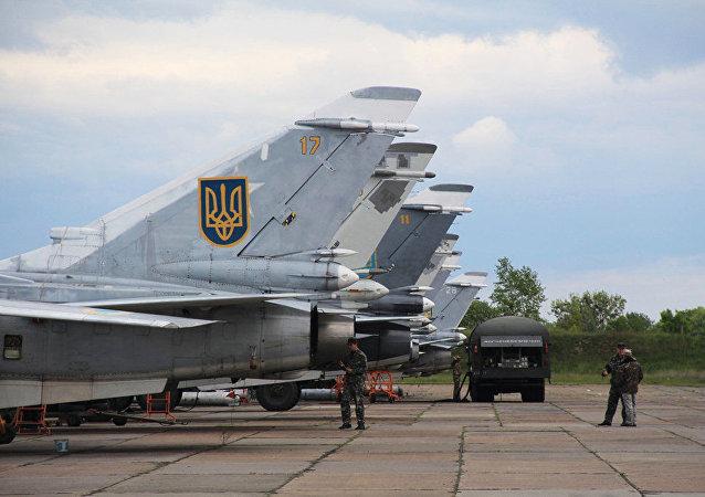 美国将乌克兰空军列入世界十大最差空军