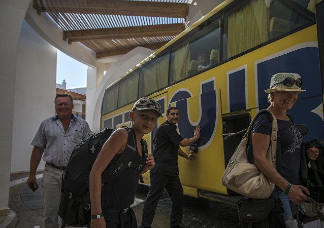 俄罗斯Tez Tour旅游公司从1月27日停止发送俄旅游团去中国