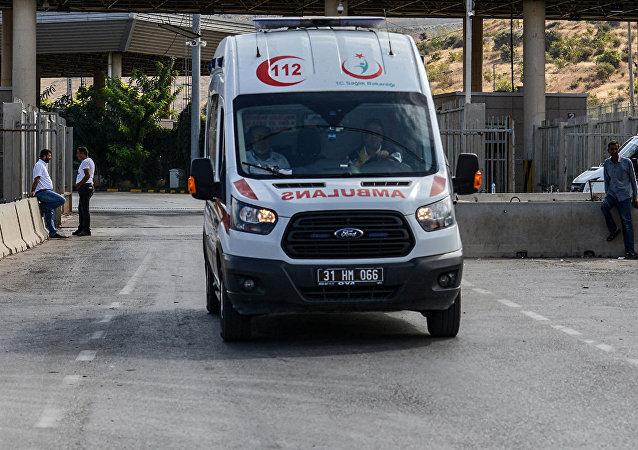 土耳其内政部:土东南部爆炸致死人数攀升至七人