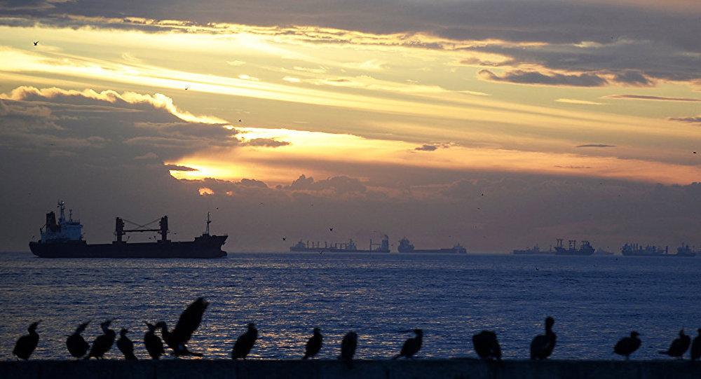 阿联酋水域油轮遭到潜水人员水下布雷攻击