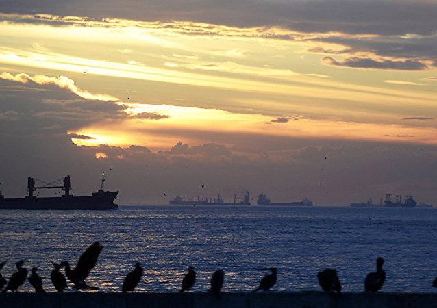 俄在土耳其被扣留的货船船长威胁封锁伊斯坦布尔海峡