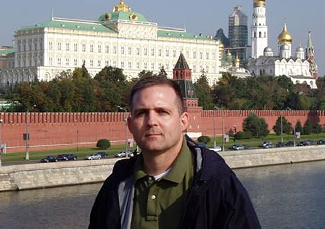 莫斯科市法院将对美国间谍保罗•韦兰进行宣判
