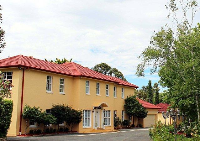 俄罗斯驻澳大利亚大使馆