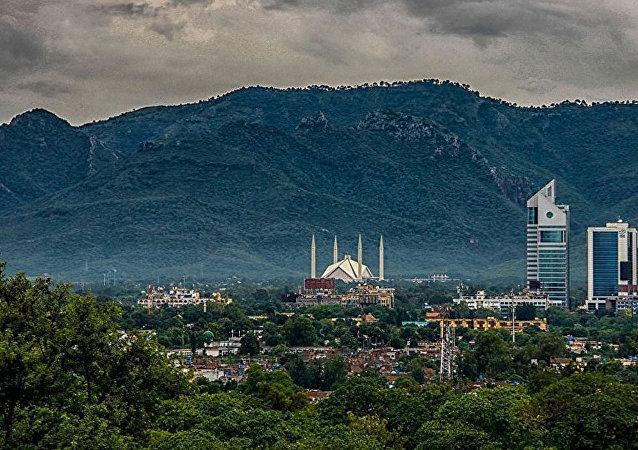 伊斯兰堡(巴基斯坦首都)