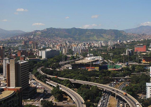 委内瑞拉首都加拉加斯