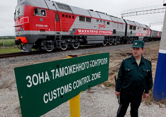 吉林珲春跨境电商对俄罗斯出口各类货物超过200吨